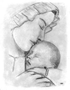 Kasih seorang ibu